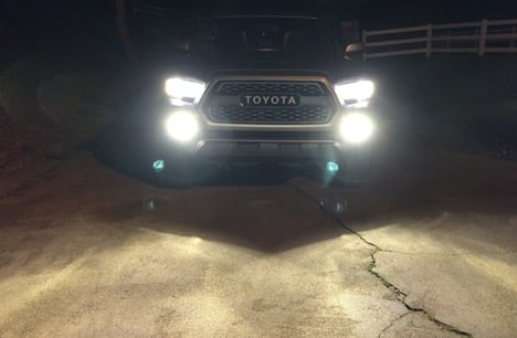 XenonPro LED headlights