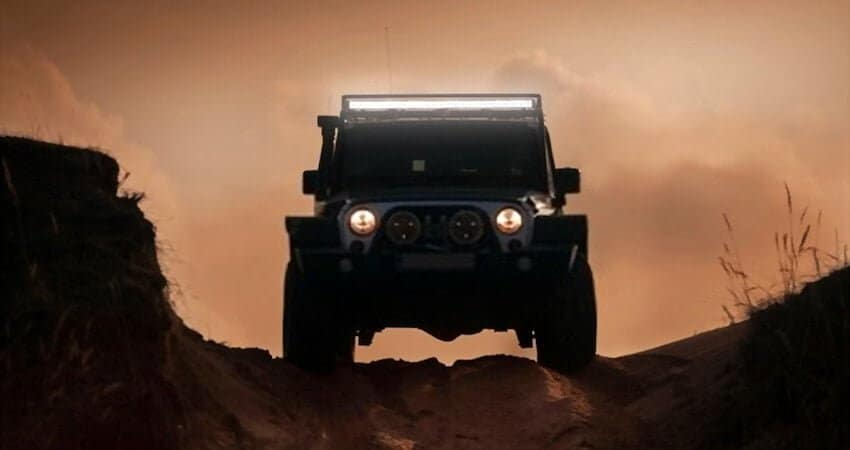 best light bar for jeep wrangler