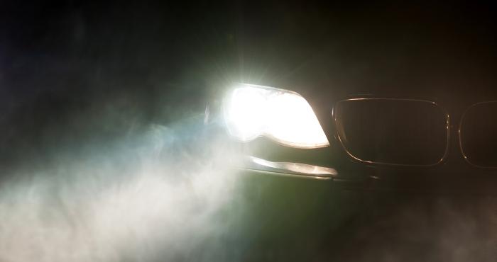Bright headlight